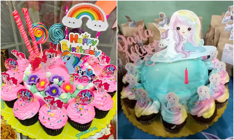 Goldilock's Cakes and Cupcakes