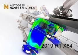 Autodesk Nastran - Nastran in-CAD 2019 R1 full