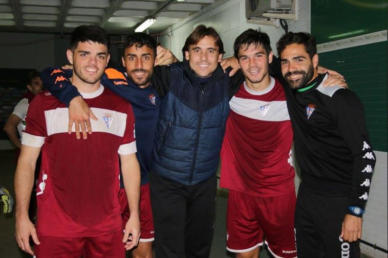 Córdoba B 0-3 SFCD (jornada 22, 21-01-18)