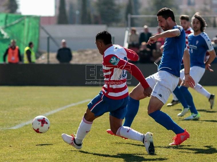 Granada B 0-0 SFCD (jornada 25, 11-02-18)