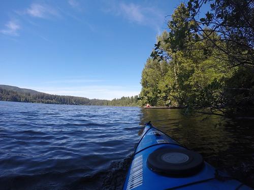Paddling Lake Padden-001