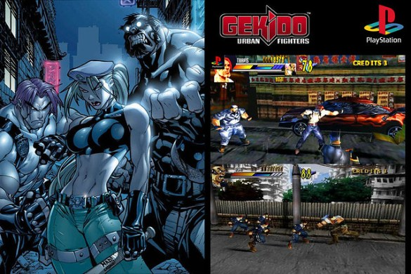 Gekido Urban Fighters