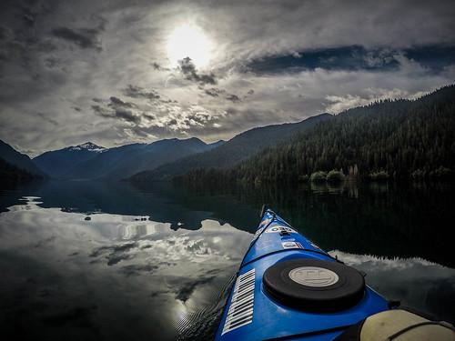 Kayaking on Baker Lake-64