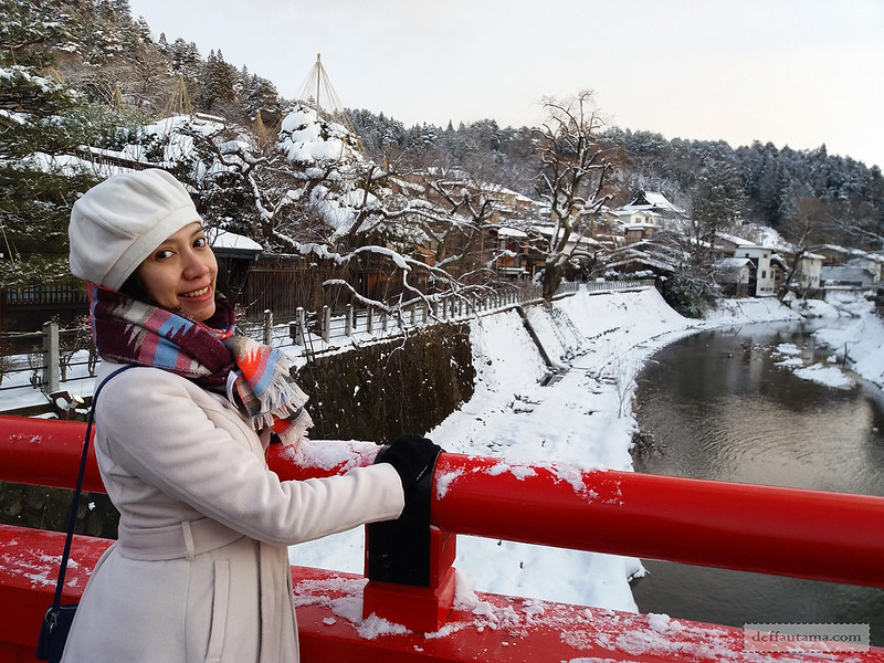 Babymoon ke Jepang - Nakabashi Bridge Spot 1