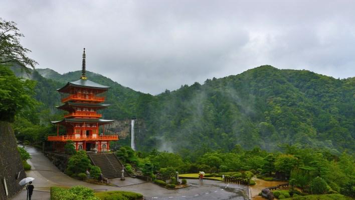 Dónde dormir y alojamiento en Kii-Katsura (Japón) - Hotel Sunrise Katsuura.