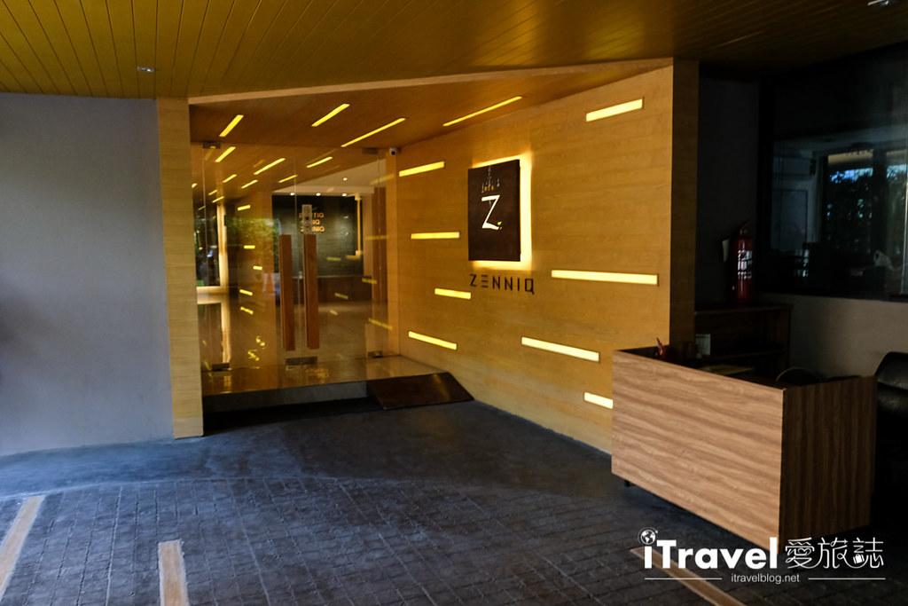 曼谷澤尼克飯店 ZENNIQ Hotel (2)