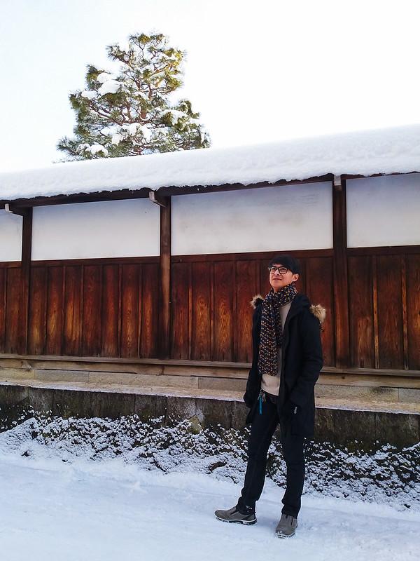 9 Hari Babymoon ke Jepang - Winter Coat 1