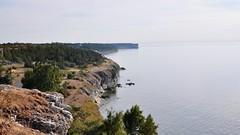 View from Södra hällarna