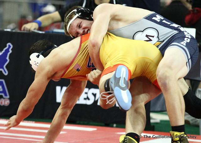 138 pounds Clay Carlson of Minnesota 180719BJF0132
