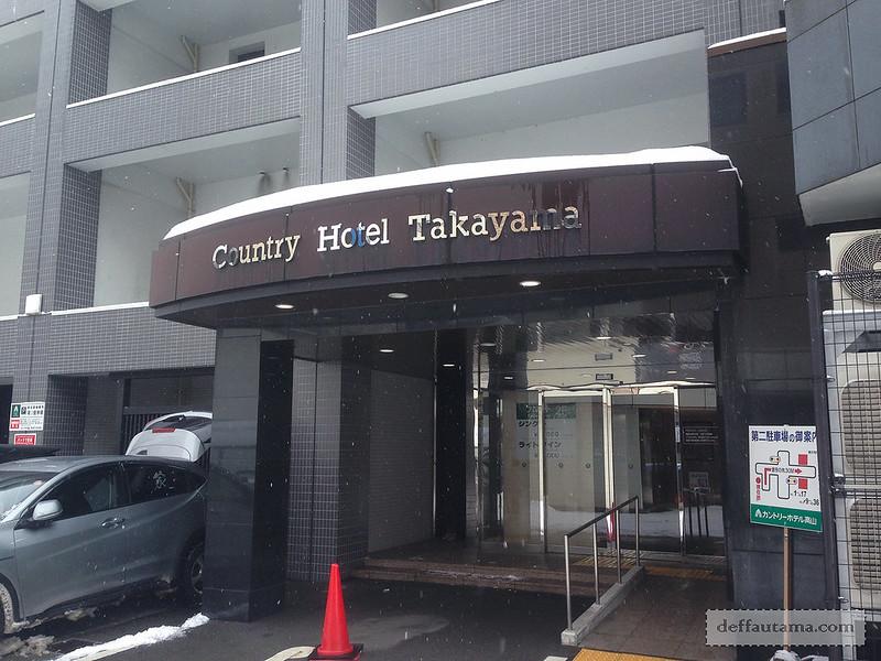Babymoon ke Jepang - Country Hotel Takayama