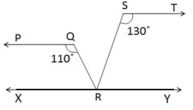 Lines and Angles Solutions For Maths NCERT Class 9 Hindi Medium 6.2 4.1