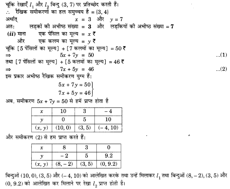 UP Board Solutions for Class 10 Maths Chapter 3 page 55 1.2