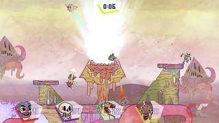Slam Land 07 - OverCluster