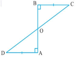 Class 9 Maths NCERT Triangles Solutions Hindi Medium 7.1 3