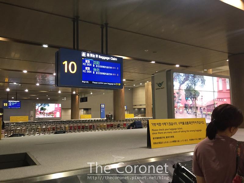韓國 首爾 航空 中華航空 CI162/CI163 桃園機場 TPE ↔ 仁川機場 ICN 搭乘心得 @ The Coronet :: 痞客邦