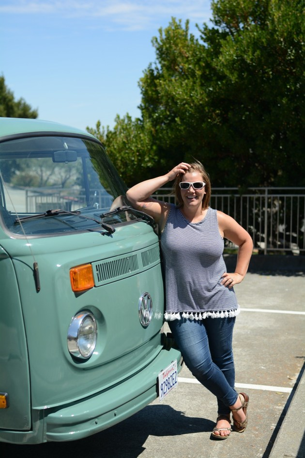 Airbnb Experience: Napa Valley by VW Bus Tour