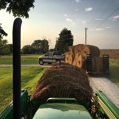 Take it to the barn. #goodfarmstuff #familyfarm #homestead #triplejfarmsc