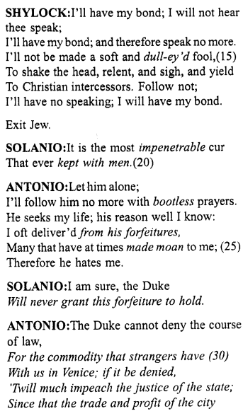 the merchant of venice translation modern english pdf
