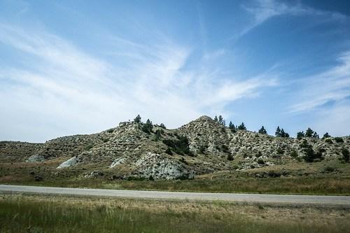 Driving Across Montana-7