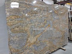 Juparana Fantastico Granite NY