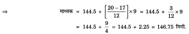 UP Board Solutions for Class 10 Maths Chapter 14 Statistics page 314 4.2