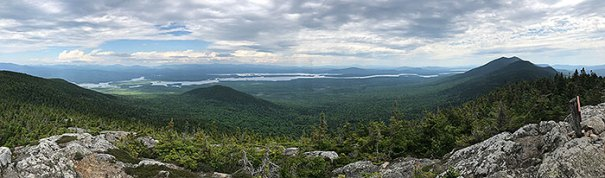 Cranberry Peak Panoramic