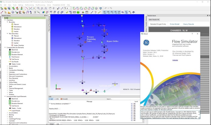Working with Altair Flow Simulator V18R1 full license