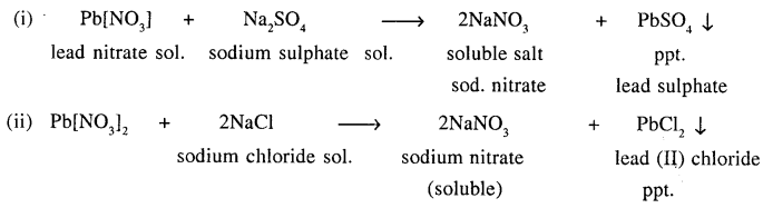 New Simplified Chemistry Class 9 ICSE Solutions - Chemical Changes and Reactions 9