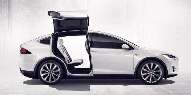 Tesla-modèle-x