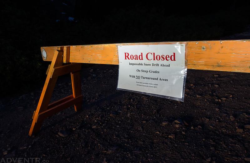 Road Closure #2