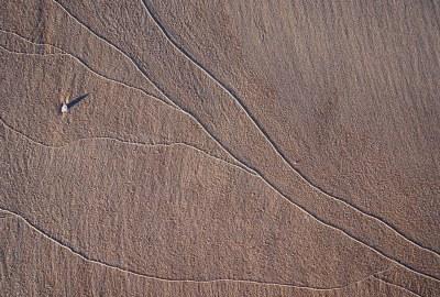 Sand wave pattern #marineexplorer