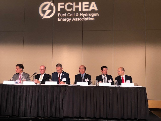 FCHEA National Fuel Cell Forum 2018