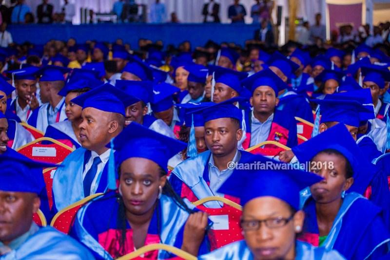 UOK Graduation / Kigali July 6th, 2018