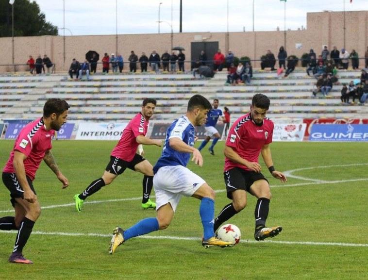 SFCD 1-3 Marbella (jornada 23, 28-01-18)