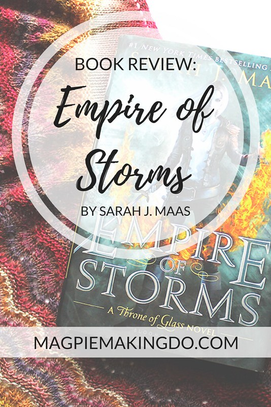 Empire of Storms Review Magpie Making Do