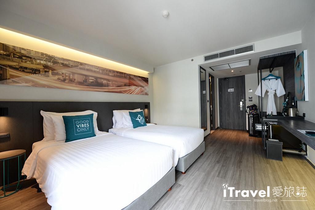 素坤逸路X2活力飯店 X2 Vibe Bangkok Sukhumvit (10)