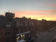 Sunset Stonehaven