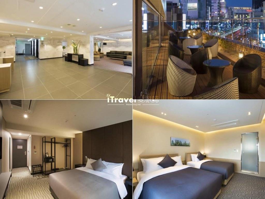 Hotel Foret Premier Nampo 2