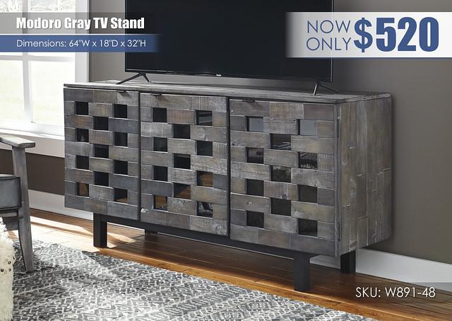 Mondoro TV Stand_W891-48