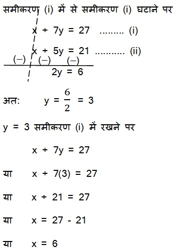 Solutions For Maths NCERT Class 10 Hindi Medium 3.2 73