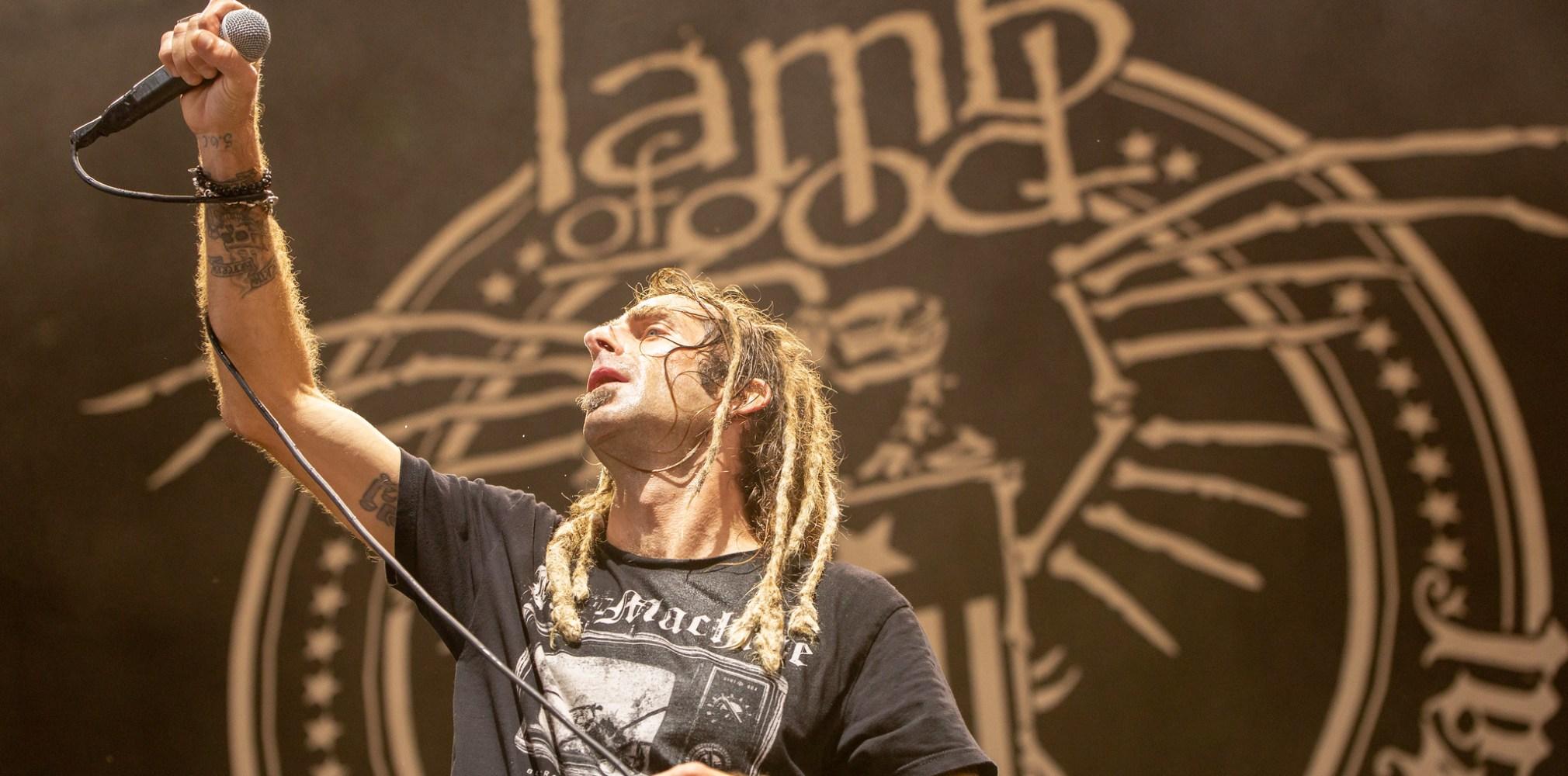 Lamb of God- 6/6/18 - Cincinnati Ohio