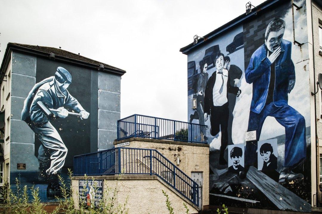 Derry, Irlanda del Nord