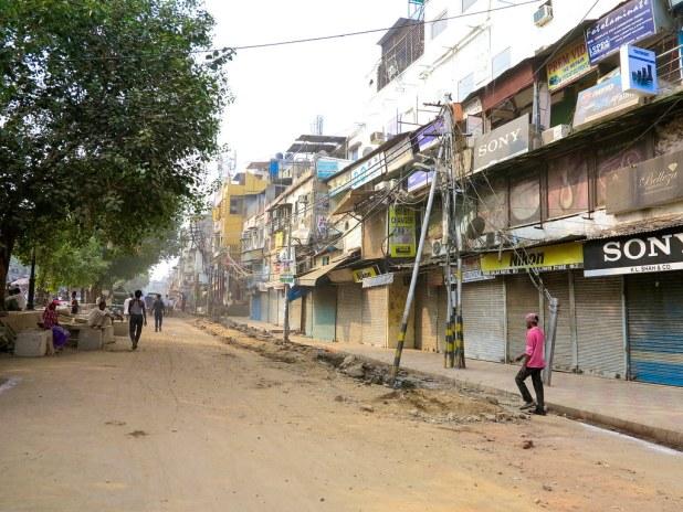 Recorrido por Nueva Delhi