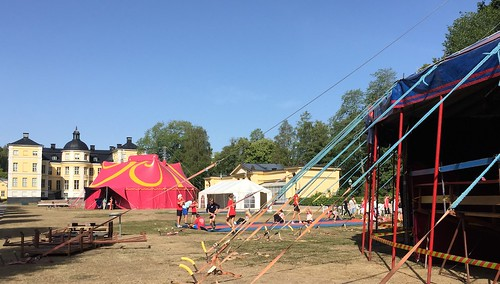 Cirkusslottet i Finspång