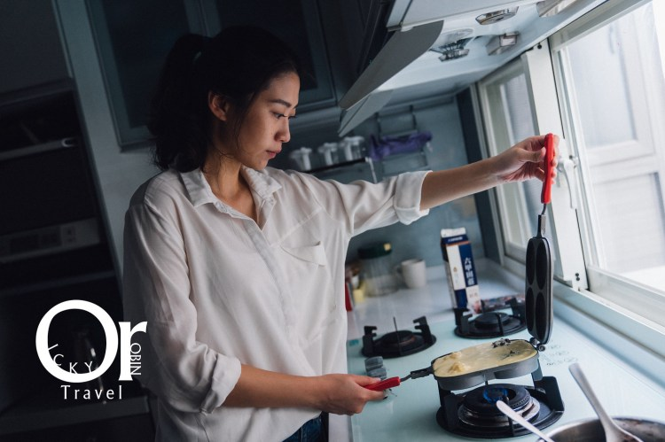 DIY甜點|自製鬆餅車輪餅鯛魚燒、造型模具烤盤、日本珍珠金屬輕巧不沾,人人都可以輕鬆變大廚