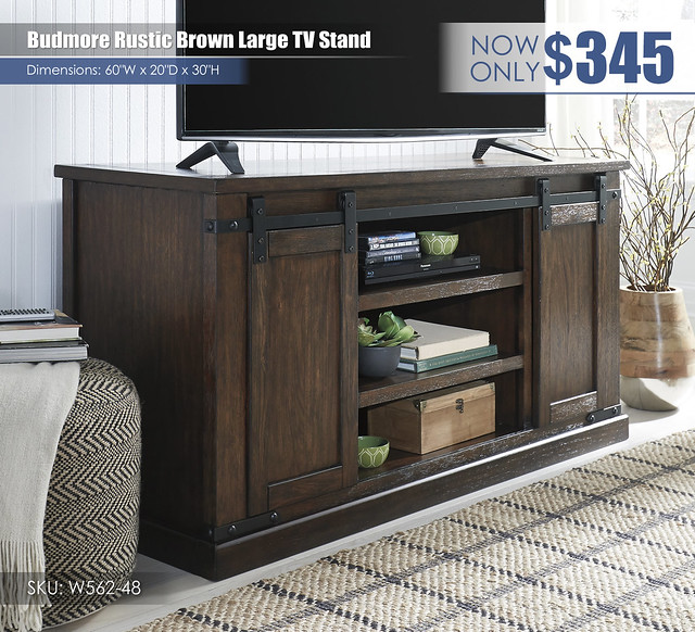Budmore Large TV Stand_W562-48