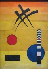 Wassily Kandinsky, Sign (1925)