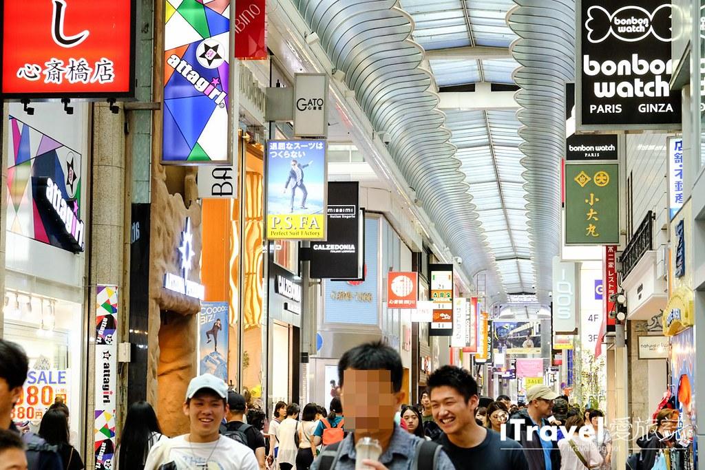 大阪購物商場 心齋橋 (40)