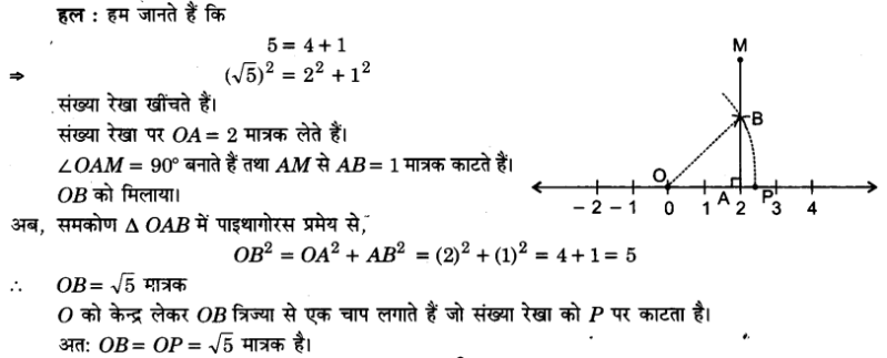 UP Board Solutions for Class 9 Maths Chapter 1 Number systems 1.2 3