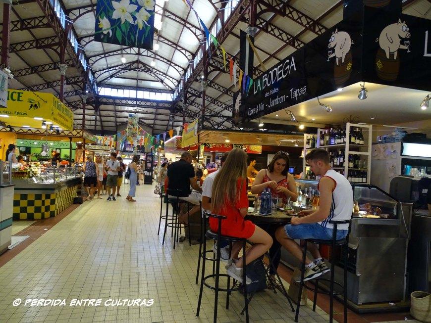 Mercado de La Halle